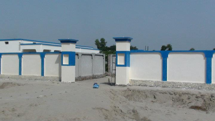 Work completed- The NGO World Foundation