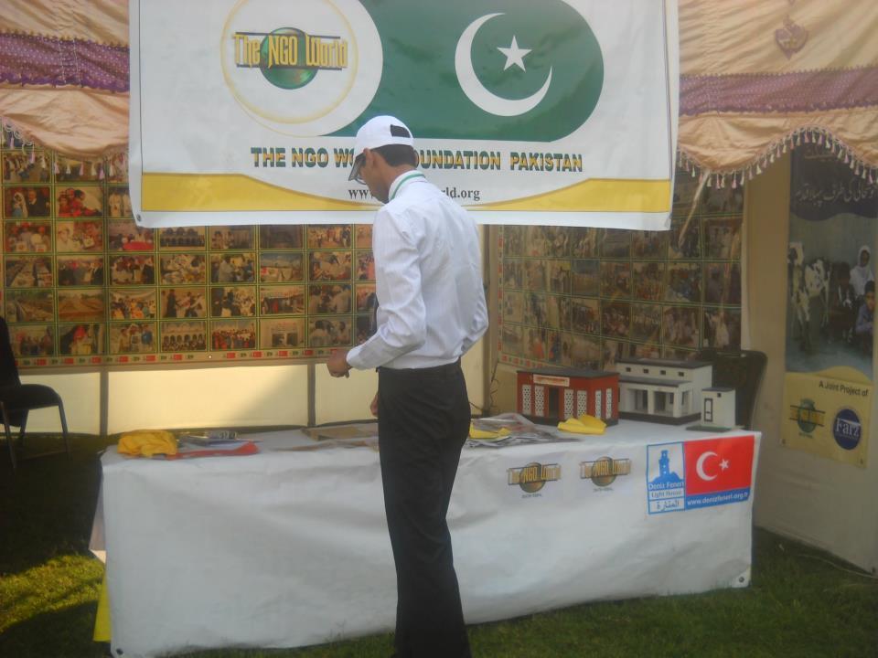 Disaster Management Exhibition 20 1- The NGO World Foundation