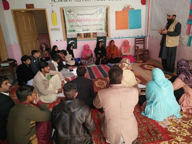 Training on Youth Social Entrepreneurship8- The NGO World Foundation