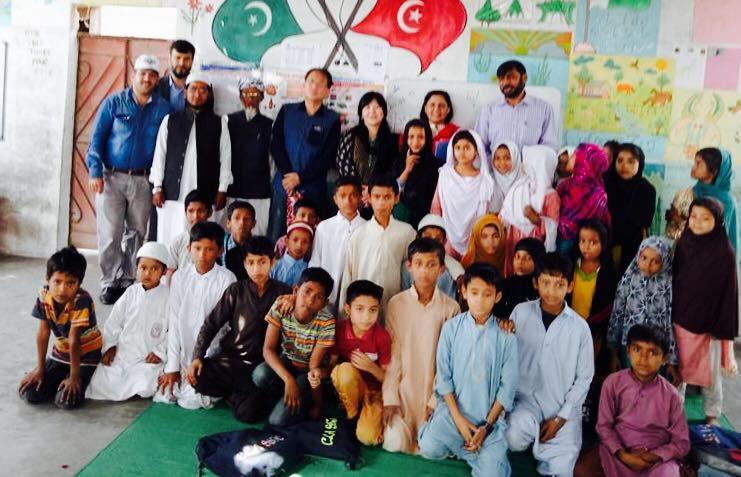 20- The NGO World Foundation