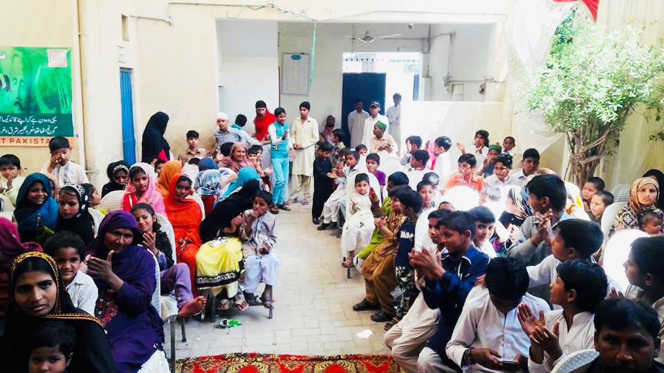 23 March 03- The NGO World Foundation