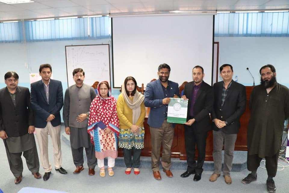 Pic 1- The NGO World Foundation