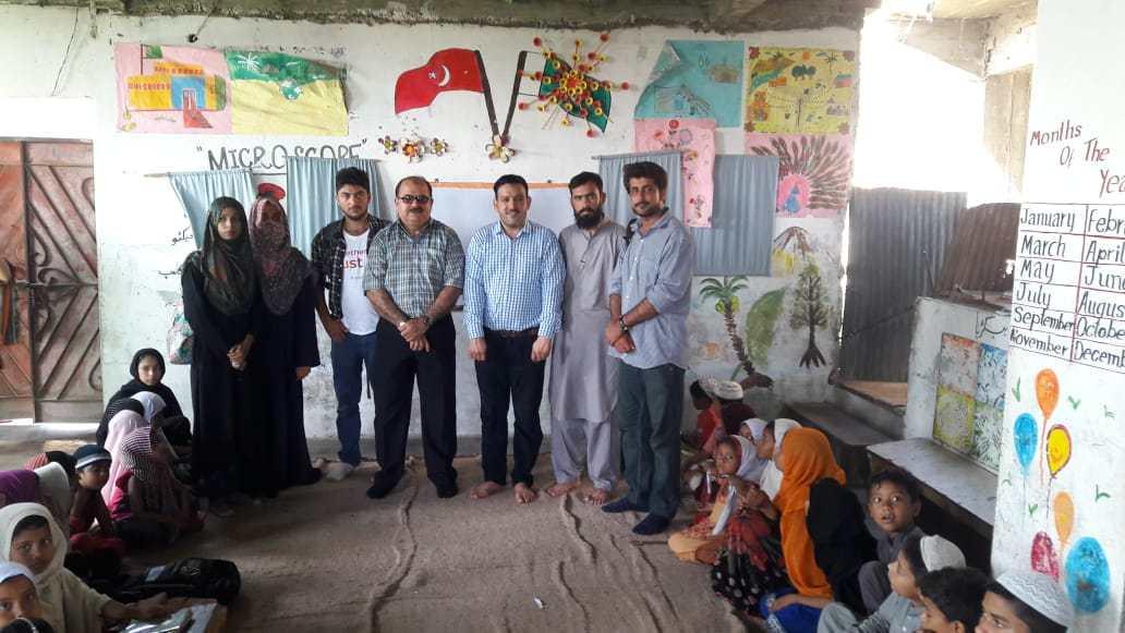 Karachi UNI 5- The NGO World Foundation