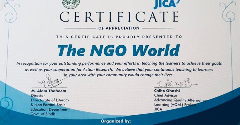 certi 1- The NGO World Foundation