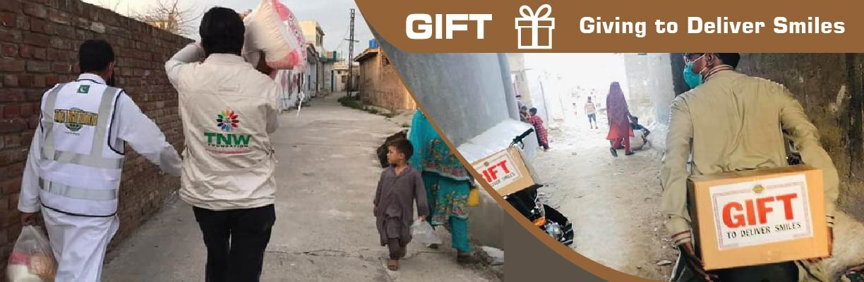 GIFT PAge- The NGO World Foundation