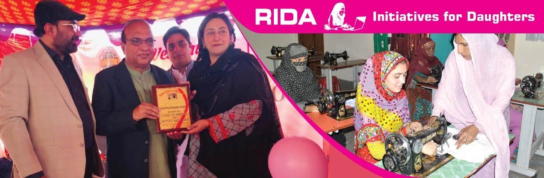 Rida page- The NGO World Foundation