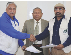 MOU Signed with REDO
