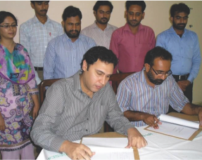 MoU with YES Network Pakistan