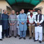 Launching Ceremony of Free Ambulance Service 9- The NGO World Foundation