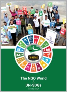 SDGs Brochure TNW Online- The NGO World Foundation