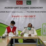 The NGO World signs MOU with TRCS for Poverty Alleviation Project 1- The NGO World Foundation