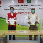 The NGO World signs MOU with TRCS for Poverty Alleviation Project 2- The NGO World Foundation
