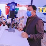 Barkat Project Launched with Support of Turkish Red Crescent 8- The NGO World Foundation