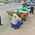 Road Safety Donkey carts and rishaws to get reflectors 2- The NGO World Foundation