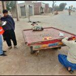 Road Safety Donkey carts and rishaws to get reflectors 4- The NGO World Foundation
