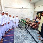 Gift to the Quran Students from Slums of Multan 1 5- The NGO World Foundation