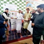 Gift to the Quran Students from Slums of Multan 1 7- The NGO World Foundation