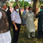 The NGO World will establish a small garden in khanewal 4- The NGO World Foundation