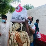 200 Poor Families of Jhang Recivied Food Packs Post 1- The NGO World Foundation