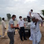 200 Poor Families of Jhang Recivied Food Packs Post 2- The NGO World Foundation