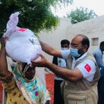 200 Poor Families of Jhang Recivied Food Packs Post 5- The NGO World Foundation