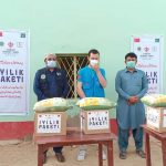 500 Food Packs Delivered in Slums of Karachi Post 2- The NGO World Foundation