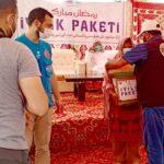 500 Food Packs Delivered in Slums of Karachi Post 7- The NGO World Foundation
