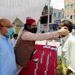 COVID 19 Awareness Camp by TNW Post 13- The NGO World Foundation