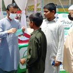 COVID 19 Awareness Camp by TNW Post 15- The NGO World Foundation
